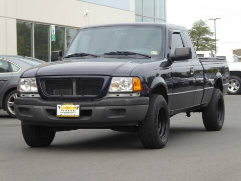 2003 Ford Ranger for sale at Loudoun Used Cars - LOUDOUN MOTOR CARS in Chantilly VA