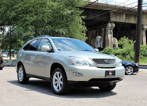 2009 Lexus RX 350 for sale at Cutuly Auto Sales in Pittsburgh PA