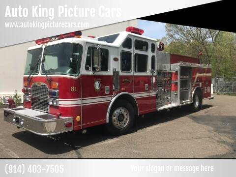 1998 KME Firetruck for sale at Auto King Picture Cars in Westchester County NY