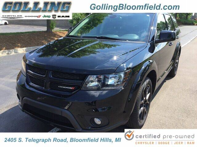 2019 Dodge Journey for sale in Waterford, MI