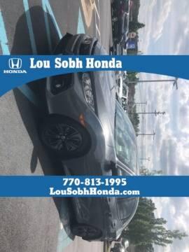 2019 Honda Civic for sale at Lou Sobh Honda in Cumming GA