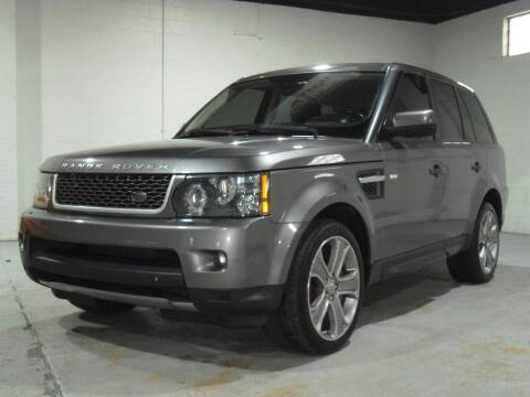 2011 Land Rover Range Rover Sport for sale at Ohio Motor Cars in Parma OH
