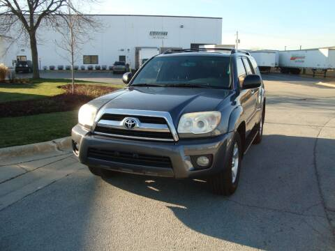 2008 Toyota 4Runner for sale at ARIANA MOTORS INC in Addison IL