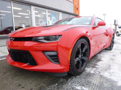 2016 Chevrolet Camaro for sale at Torgerson Auto Center in Bismarck ND