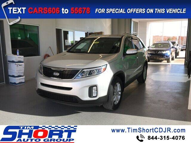 2014 Kia Sorento for sale at Tim Short Chrysler in Morehead KY