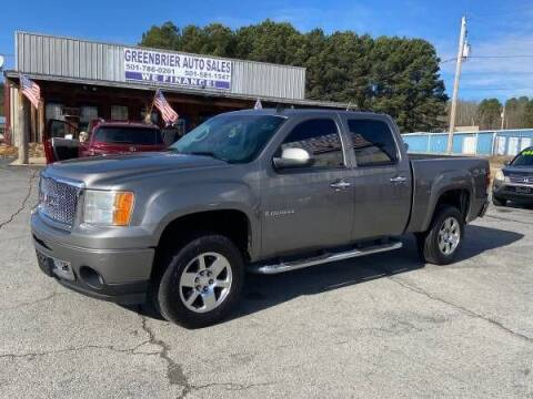 2009 GMC Sierra 1500 for sale at Greenbrier Auto Sales in Greenbrier AR