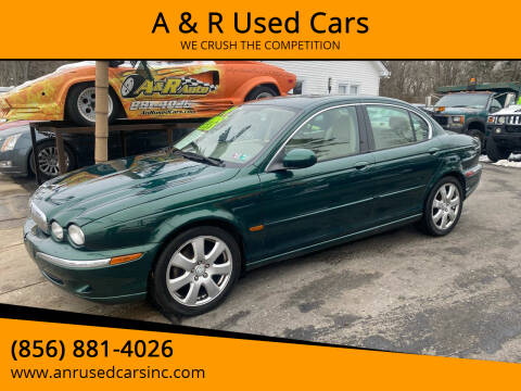 2004 Jaguar X-Type for sale at A & R Used Cars in Clayton NJ