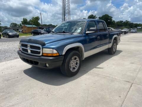 2004 Dodge Dakota for sale at Bayou Motors Inc in Houma LA
