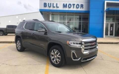 2020 GMC Acadia for sale at BULL MOTOR COMPANY in Wynne AR