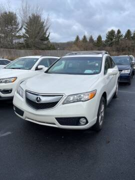 2014 Acura RDX for sale at Jeff D'Ambrosio Auto Group in Downingtown PA