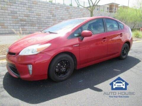2013 Toyota Prius for sale at MyAutoJack.com @ Auto House in Tempe AZ
