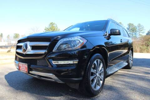 2015 Mercedes-Benz GL-Class for sale at Oak City Motors in Garner NC