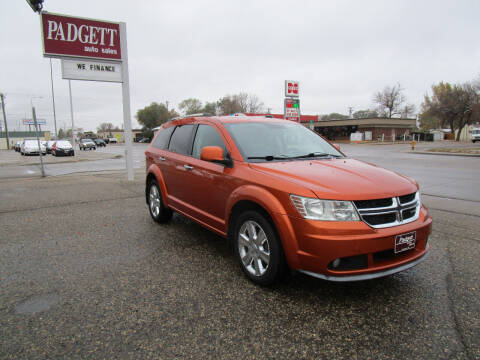 2011 Dodge Journey for sale at Padgett Auto Sales in Aberdeen SD