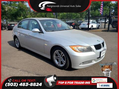2008 BMW 3 Series for sale at Universal Auto Sales in Salem OR