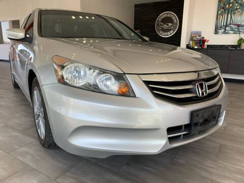 2012 Honda Accord for sale at Evolution Autos in Whiteland IN