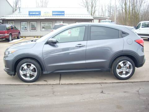 2017 Honda HR-V for sale at H&L MOTORS, LLC in Warsaw IN