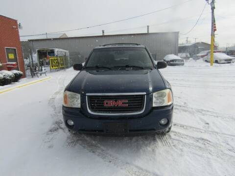 2002 GMC Envoy for sale at X Way Auto Sales Inc in Gary IN