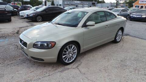 2007 Volvo C70 for sale at Unlimited Auto Sales in Upper Marlboro MD