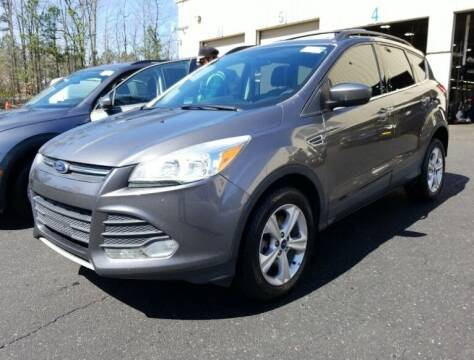 2013 Ford Escape for sale at JacksonvilleMotorMall.com in Jacksonville FL