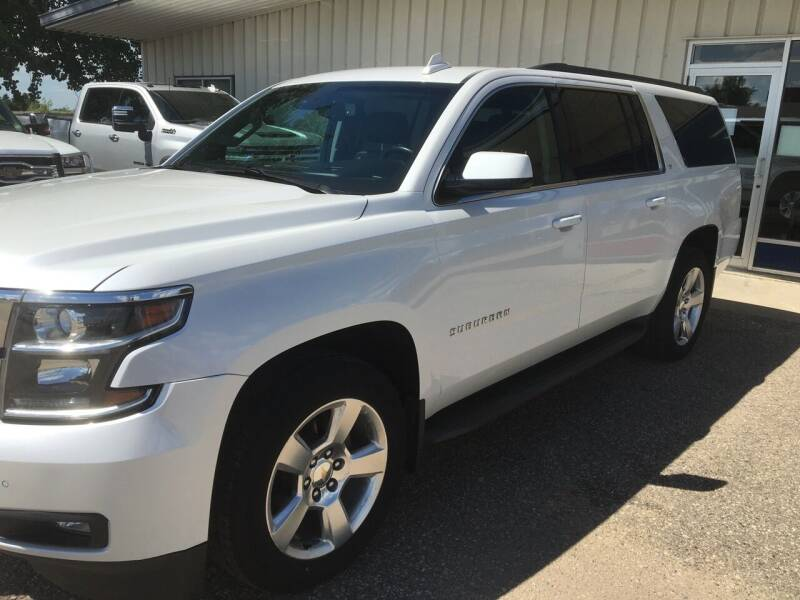 2016 Chevrolet Suburban 4x4 LT 1500 4dr SUV - Rugby ND