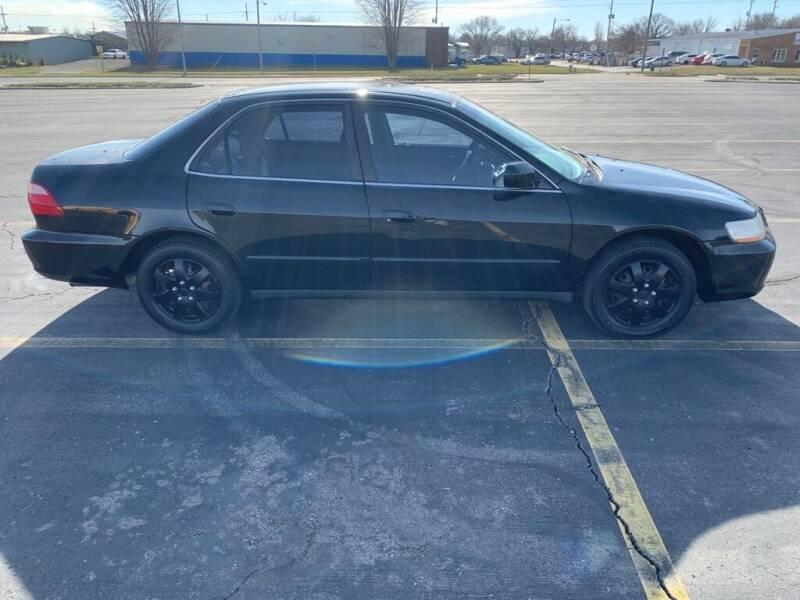 2000 Honda Accord for sale at In Motion Sales LLC in Olathe KS