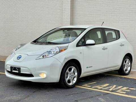 2012 Nissan LEAF for sale at Carland Auto Sales INC. in Portsmouth VA