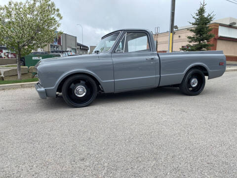 1972 Chevrolet 150 for sale at Truck Buyers in Magrath AB
