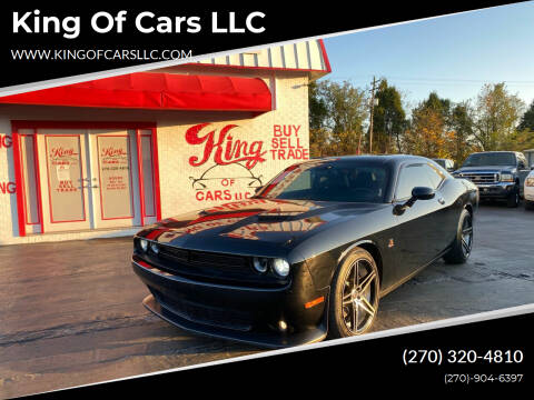 2016 Dodge Challenger for sale at King of Cars LLC in Bowling Green KY