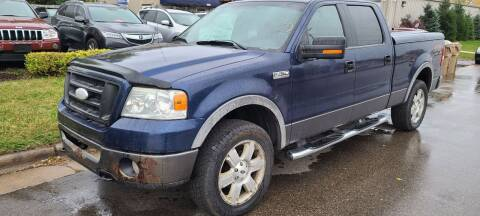 2007 Ford F-150 for sale at Steve's Auto Sales in Madison WI