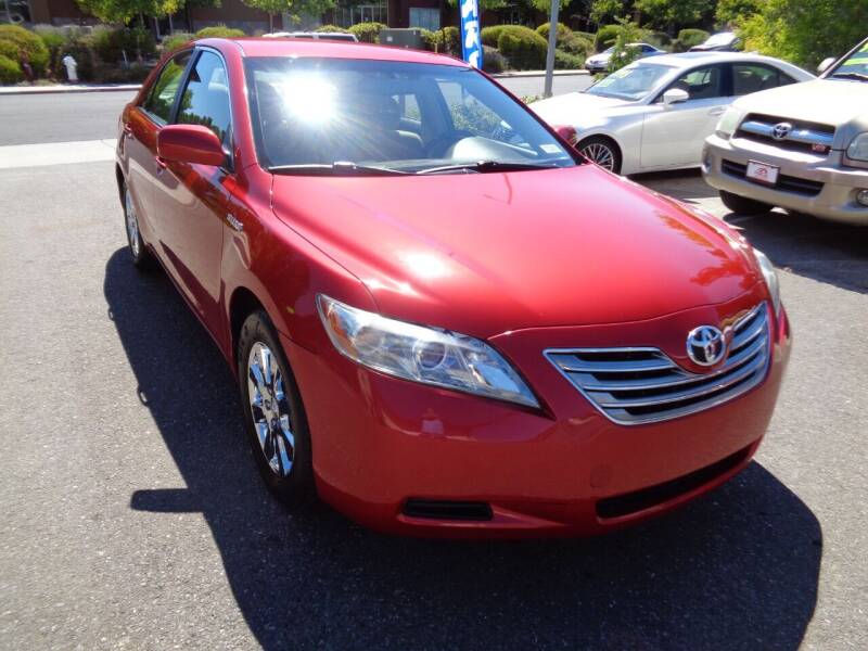 2007 Toyota Camry Hybrid for sale at NorCal Auto Mart in Vacaville CA