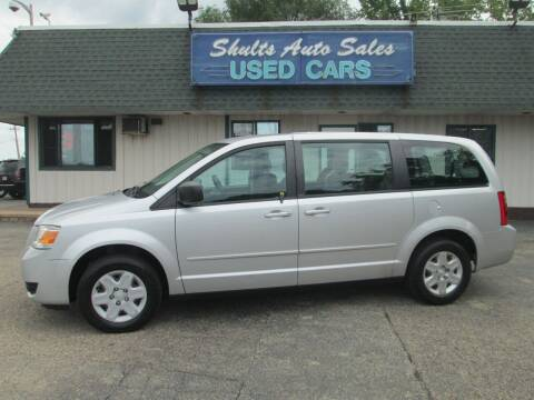 2010 Dodge Grand Caravan for sale at SHULTS AUTO SALES INC. in Crystal Lake IL