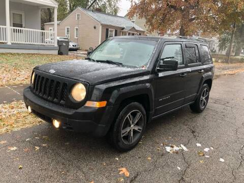 2011 Jeep Patriot for sale at JE Auto Sales LLC in Indianapolis IN