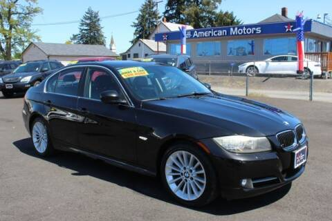 2009 BMW 3 Series for sale at All American Motors in Tacoma WA