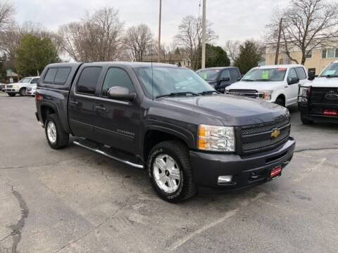 2010 Chevrolet Silverado 1500 for sale at WILLIAMS AUTO SALES in Green Bay WI