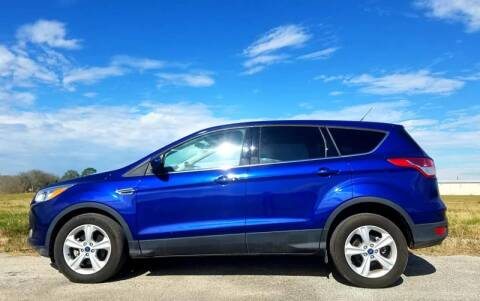 2015 Ford Escape for sale at Palmer Auto Sales in Rosenberg TX