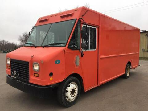 2007 Workhorse W42 Utilimaster P800 for sale at Tucson Motors in Sioux Falls SD