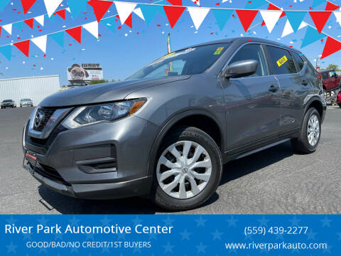 2017 Nissan Rogue for sale at River Park Automotive Center in Fresno CA