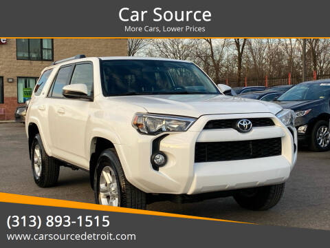 2019 Toyota 4Runner for sale at Car Source in Detroit MI