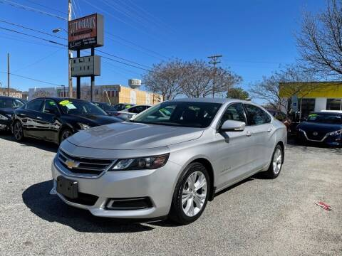 2014 Chevrolet Impala for sale at Autohaus of Greensboro in Greensboro NC