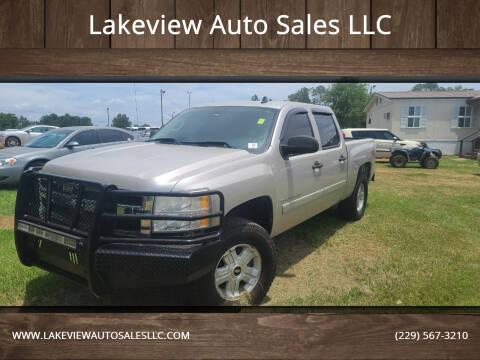 2008 Chevrolet Silverado 1500 for sale at Lakeview Auto Sales LLC in Sycamore GA