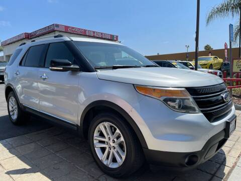 2015 Ford Explorer for sale at CARCO SALES & FINANCE in Chula Vista CA