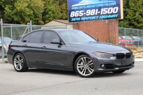 2013 BMW 3 Series for sale at Skyline Motors in Louisville TN