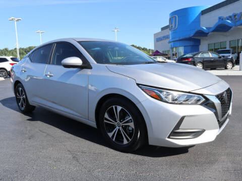 2020 Nissan Sentra for sale at RUSTY WALLACE HONDA in Knoxville TN