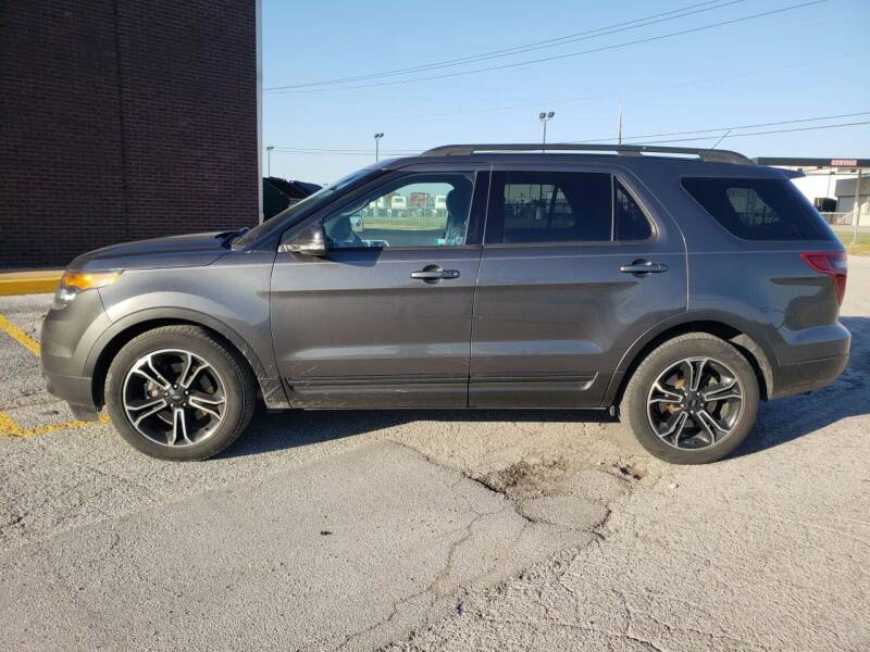 2015 Ford Explorer for sale at Savannah Motors in Cahokia IL