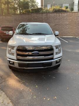 2016 Ford F-150 for sale at Moore's Motors in Durham NC