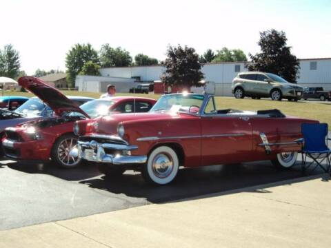 1953 Ford Crestline for sale at Classic Car Deals in Cadillac MI