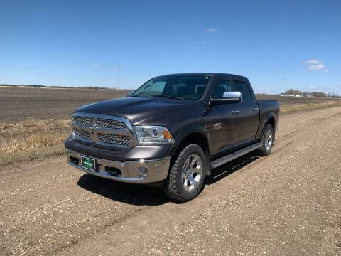 2015 RAM Ram Pickup 1500 for sale at HALVORSON AUTO in Cooperstown ND