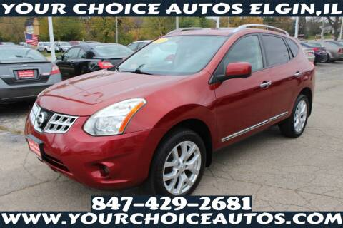 2012 Nissan Rogue for sale at Your Choice Autos - Elgin in Elgin IL