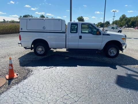 2015 Ford F-250 Super Duty for sale at MOES AUTO SALES in Spiceland IN