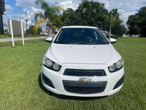 2016 Chevrolet Sonic for sale at AM Auto Sales in Orlando FL
